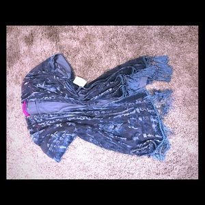 A Beautiful Soul Alter'd States burnout shawl NWTs